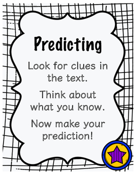{FREE} Super Hero Reading Strategy Posters
