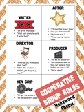 Group Roles - Hollywood Theme