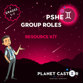 Group Roles Kit | Develop Social Skills | All Grades