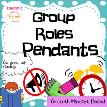 Group Roles Pendants