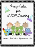 Group Roles for STEM Learning {Collaborative Learning}