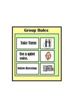 Group Rules Visual
