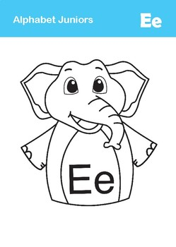 Group Session Exploring the Letter E