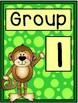 Group Signs - Monkey Theme
