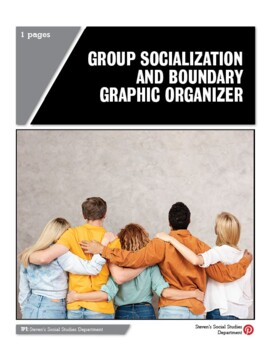Group Socialization and Boundary Graphic Organizer