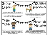 Group / Table Jobs for Students