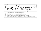 Group Task Cards
