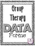 Group Therapy Data Forms FREEBIE