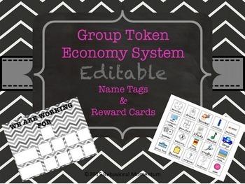 Group Token Economy System