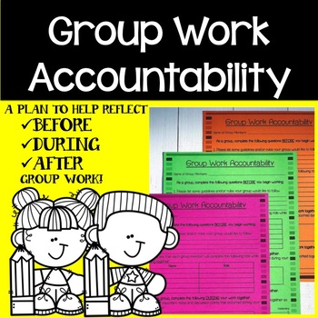 Group Work Accountability