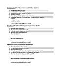 Group Work Assessment