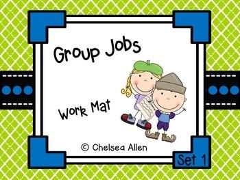 Group Work Assignment Mats