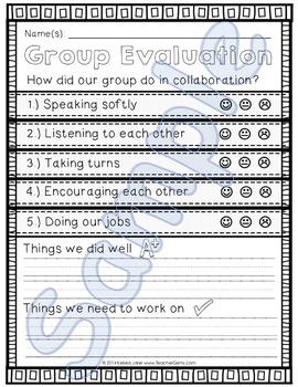 Group Work Bundle
