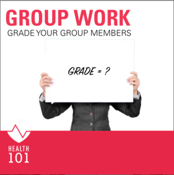 Group Work Graded- Student Grades Group Members on Contribution and Effort
