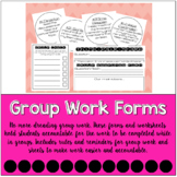 Group Work Made Easy