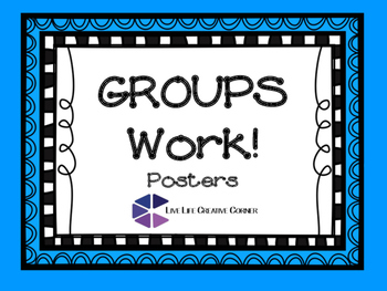 Group Work Posters