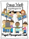 Group Work Project Management Tool {Great for STEM Learning}