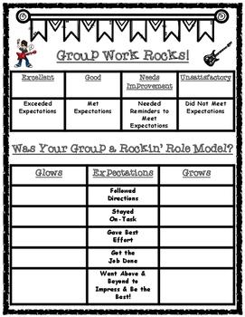 Group Work Rocks!