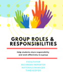 Group Work Roles and Responsibilities