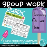 Group Work Rubric