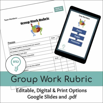 Group-Work Rubric