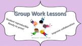 Group Work: Team Huddle