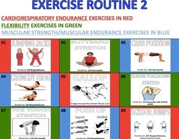 Group Workout Routine Project