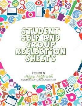 Three Student Reflection Forms for after Submitting Group or Individual Work