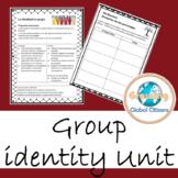 Heritage speakers unit: Group identity - Gangs (La identidad en grupo)