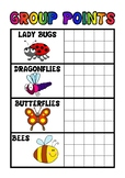 Group points - BUG THEME