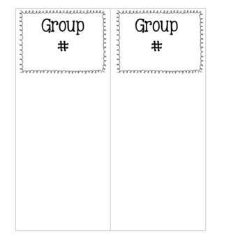 Group table file labels