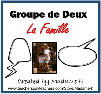 La Famille Groupe de Deux