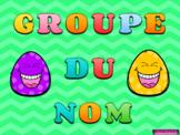 Groupes du nom