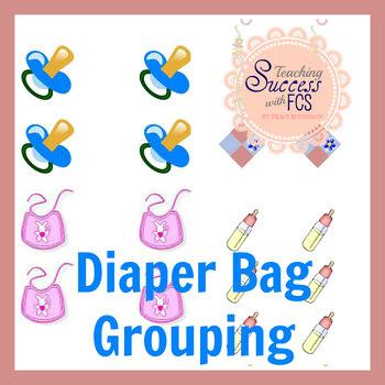 Child Development Diaper Bag Grouping
