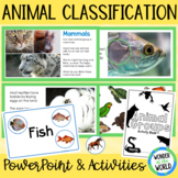 Grouping Animals PowerPoint Presentation (34 Slides)