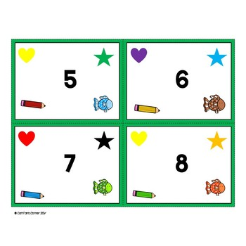 Grouping Cards for Small Groups