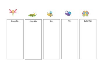 Editable Grouping Charts/ RTI Schedule (Ocean, Insect, Forest & Louisiana theme)