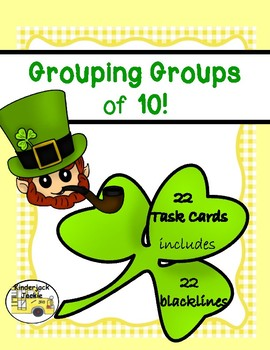 Grouping Groups of 10 (St. Patrick)