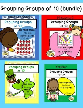 Grouping Groups of 10 (bundle)