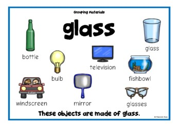 Grouping Materials