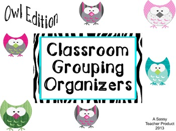 Grouping Organizers~ OWLS