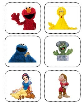 Grouping & Pairing Cards