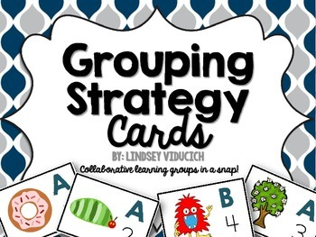 Grouping Strategy Cards