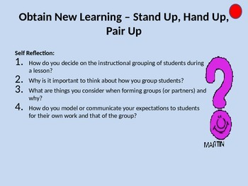 Grouping Students - TAP