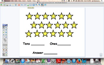 Grouping Tens