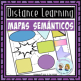 Grouping Words to Remember Them:  Mapas Semánticos Distanc