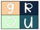 Groups Acronym Bulletin Board Set