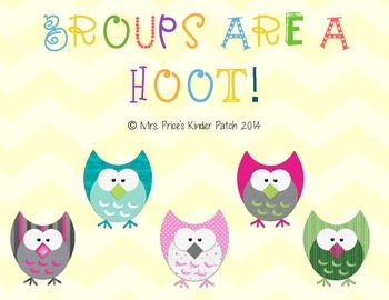 Groups Are A Hoot!