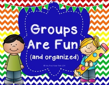 Groups Are Fun (Primary Chevron)