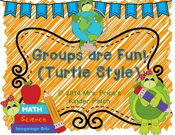 Groups Are Fun (Turtle Style)